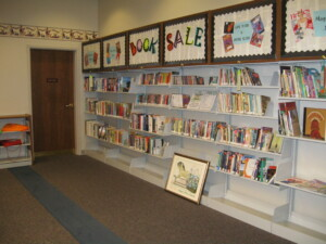 Ongoing used book sale by Friends of the Jay County Public Library