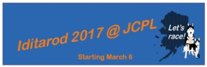 Iditarod 2017 @ Jay County Public Library starting March 6