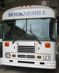 Bookmobile front