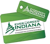 Evergreen cards color