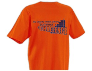 T shirt for 2016 Summer Challenge